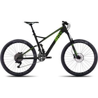 Ghost Riot LC 8 2016, black/green - Mountainbike