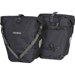 Ortlieb Back-Roller Plus (Paar), granit-schwarz - Fahrradtasche