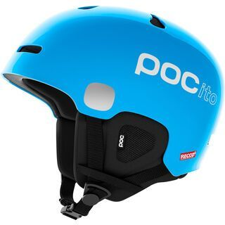 POC POCito Auric Cut SPIN fluorescent blue