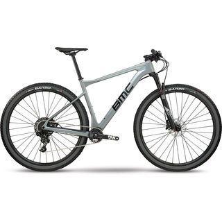 BMC Teamelite 02 Three 2018, grey black - Mountainbike
