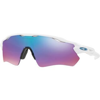 Oakley Radar EV Path Prizm Snow, polished white - Sportbrille