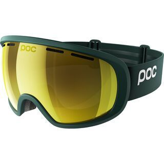 POC Fovea Clarity, polydenum green/spektris gold - Skibrille