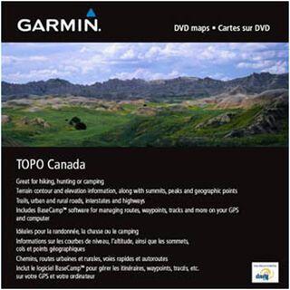 Garmin Topo Canada V2 2010 (CD) - Karte