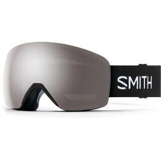 Smith Skyline, black/Lens: cp sun platinum mirror - Skibrille