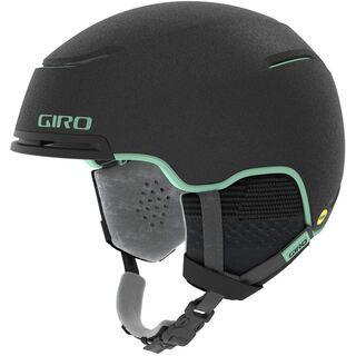 Giro Terra MIPS, matte graphite/mint - Skihelm