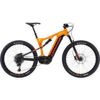 Cannondale Cujo Neo 130 2 2019, tangerine - E-Bike