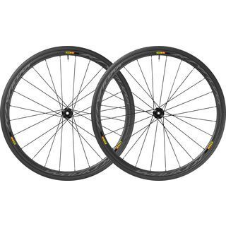 Mavic Ksyrium Pro Carbone SL T Disc Center-Lock, black - Laufradsatz