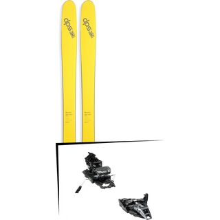 Set: DPS Skis Wailer 112 2017 + Dynafit ST Rotation 10 (1947029)