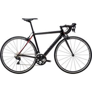 Cannondale SuperSix Evo Carbon Women's 105 2019, black pearl - Rennrad