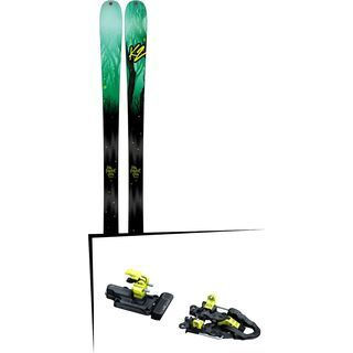 Set: K2 SKI Missconduct 2017 + ATK Freeraider 14 2.0 (2322434)