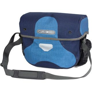 Ortlieb Ultimate6 Plus, denim-stahlblau - Lenkertasche