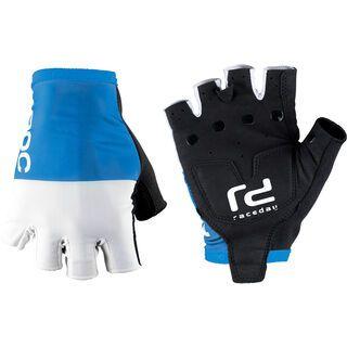 POC Raceday Glove, blue hydrogen white - Fahrradhandschuhe