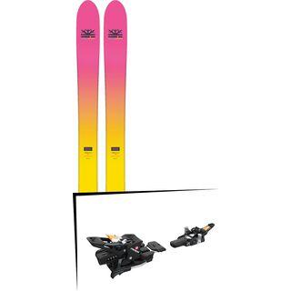 Set: DPS Skis Yvette 112 RP2 Foundation 2018 + Fritschi Tecton 12