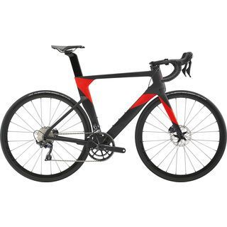 Cannondale SystemSix Carbon Ultegra 2019, acid red - Rennrad