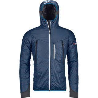 Ortovox Swisswool Light Tec Piz Boè Jacket M, night blue - Thermojacke