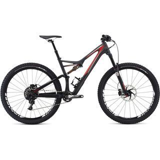 Specialized Stumpjumper FSR Expert 29 2016, carbon/red/white - Mountainbike