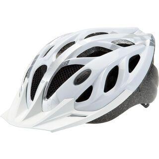Alpina Tour 3, white-silver - Fahrradhelm