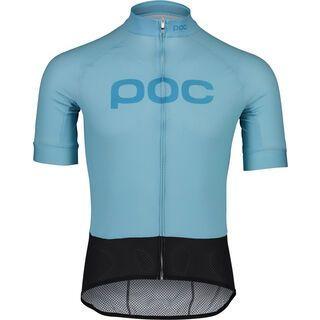 POC Essential Road Logo Jersey lt basalt blue/basalt blue