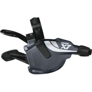 SRAM X7 Trigger - Set, 3x10, grau - Schalthebel