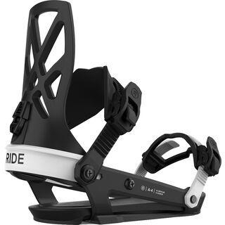 Ride A-4 2021, classic black - Snowboardbindung