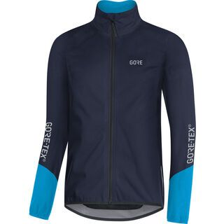 Gore Wear C5 Gore-Tex Active Jacke, orbit blue/cyan - Radjacke