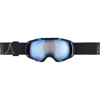 Atomic Revel2 M, black/Lens: light blue - Skibrille