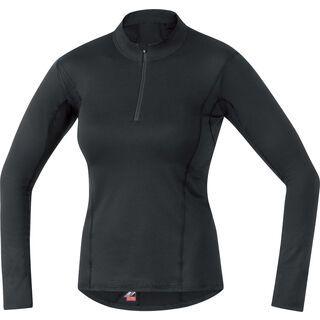 Gore Bike Wear Base Layer Lady Turtleneck, black - Unterhemd