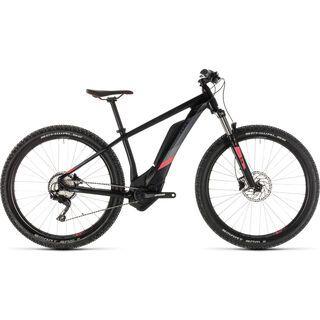 Cube Access Hybrid Pro 500 27.5 2019, black´n´coral - E-Bike