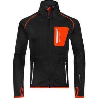 Ortovox Merino Fleece Jacket, black raven - Fleecejacke