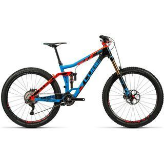Cube Stereo 160 C:68 Action Team 27.5 2016, action team - Mountainbike