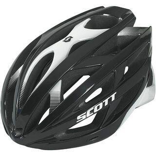 Scott Wit-R, black/white - Fahrradhelm