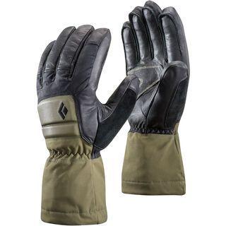 Black Diamond Spark Powder Gloves, burnt olive - Skihandschuhe