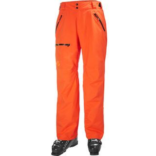 Helly Hansen Sogn Cargo Pant, bright orange - Skihose