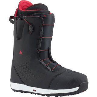 Burton Ion 2018, black/red - Snowboardschuhe
