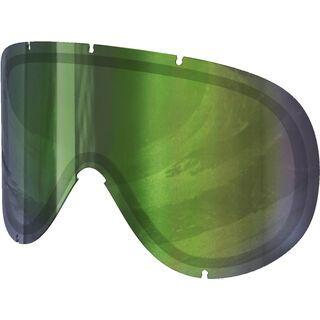 POC Retina Wechselscheibe, persimmon green mirror