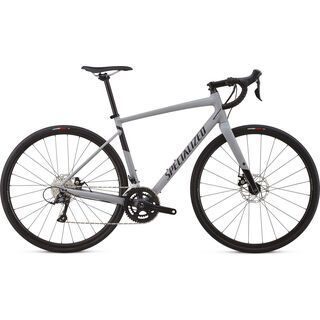 Specialized *** 2. Wahl *** Diverge E5 Sport 2018   Größe 56 cm, grey/black - Gravelbike