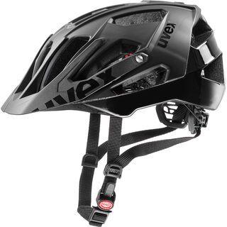 uvex quatro, black mat - Fahrradhelm