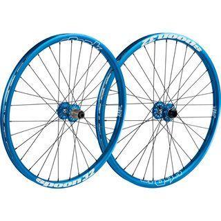 Spank Spoon 32 Wheelset 26, blue - Laufradsatz