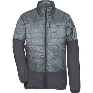 Vaude Men's Moab UL Hybrid Jacket, pewter grey - Radjacke