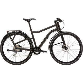 *** 2. Wahl *** Cannondale Contro 3 2016, black/coffee - Urbanbike | Größe XL // 56 cm