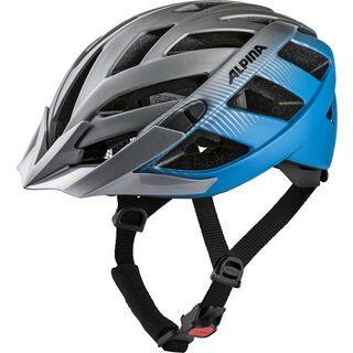 Alpina Panoma 2.0 L.E., darksilver-blue - Fahrradhelm
