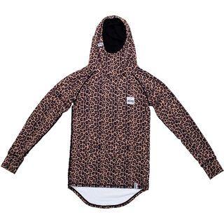 Eivy Icecold Hood Top leopard