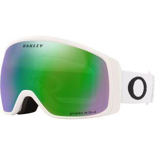 Oakley Flight Tracker XM Prizm, matte white/Lens: jade iridium - Skibrille