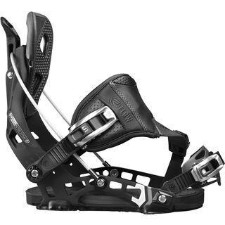 Flow NX2 Hybrid 2017, black - Snowboardbindung