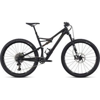 Specialized Camber FSR Pro Carbon 29 2017, whttnt/gldorg - Mountainbike