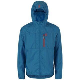 Scott Trail MTN WB Jacket, blue/fiery red - Radjacke