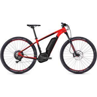 Ghost Hybride Teru B7.9 AL 2018, neon red/black - E-Bike