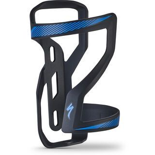 Specialized Zee Cage II - Right, black/neon blue - Flaschenhalter