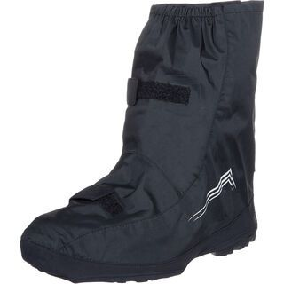 Vaude Shoecover Fluid II, black - berschuhe