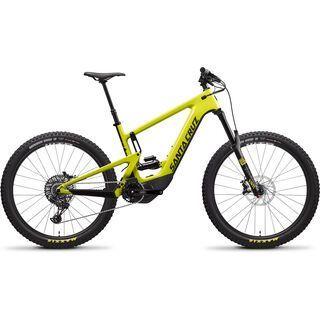 Santa Cruz Heckler CC R 2020, yellow/black - E-Bike